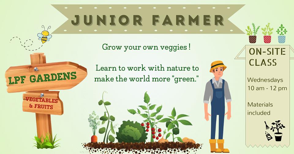Summer Camp_Junior Farmer