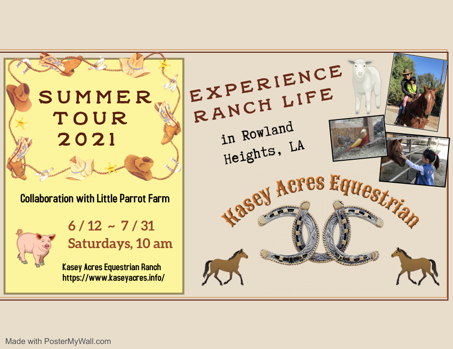 Ranch Tour