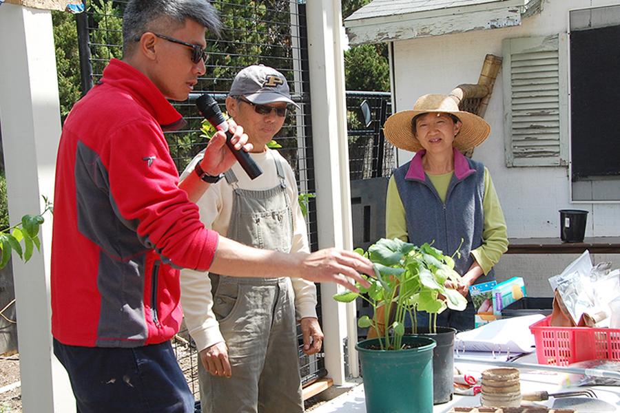 小鸚鵡農場 園藝入門 Gardening 101