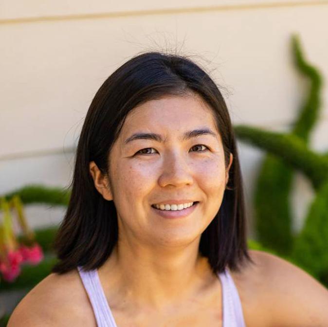 Rachel Wang-Yoga